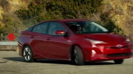 Toyota has fun with the Prius in new Super Bowl ad