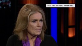 Gloria Steinem under fire for remark about female Bernie Sanders supporters