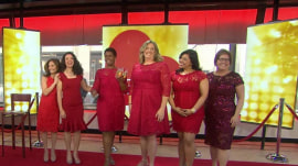 5 women lose a combined 240 pounds for Red Dress Awards