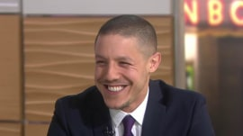 Theo Rossi on 'Sons of Anarchy' fans, inspiration he gets from his baby son