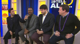 At what age do men really mature? Our Guys Tell All panel says…