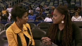 Director Ava DuVernay lets Tamron Hall 'intern' for an action-packed day