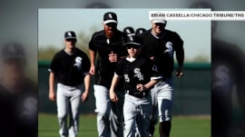 Adam LaRoche explains his decision to leave baseball for son