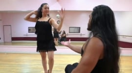 Meet the woman helping wheelchair-bound people dance