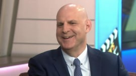 Author Harlan Coben: It was 'ridiculously flattering' to get call from Julia Roberts