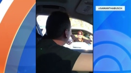 Kyle Busch fan gets big surprise while stuck in traffic