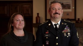 Operation Finally Home eases transition for wounded veterans