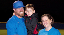 HS baseball team gets to name coach's baby, is surprised by 'Sandlot' writer