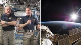 Coffee with a view (of Earth): Astronauts detail morning routine from space
