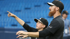 MLB player Adam LaRoche retires after team asks him to limit his son's presence