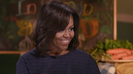 Michelle Obama shares her national garden tour, and post-White House dreams