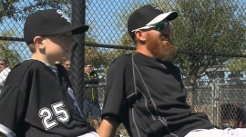 Adam LaRoche's retirement draws protest from some fellow players