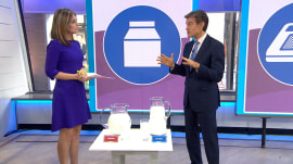 Can whole milk help you lose weight? Dr. Oz weighs in on full-fat dairy