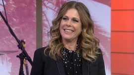 Rita Wilson on breast cancer: 'Trust your gut,' get a second opinion