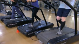 Gym equipment is gross: Weights found to have WAY more germs than a toilet