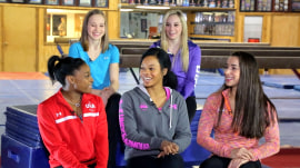 Road to Rio: TODAY sits down with the US gymnastics team