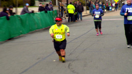 Run for TODAY: How running changed the life of a man with dwarfism
