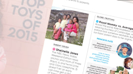 'A great honor': Sheinelle Jones featured in Parents Magazine