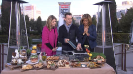 Chef from Searsucker Vegas shows off his 'jar food' creations
