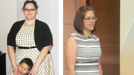 Mom loses more than 158 pounds in 15 months