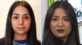 'Clown contouring': 4 simple steps to the hot new makeup trend