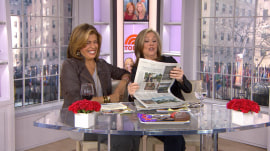 Hoda hits the headlines: She's interviewed in Wall Street Journal