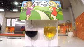 KLG and Hoda's 'Winebot' takes their hashtag battle to the next level!