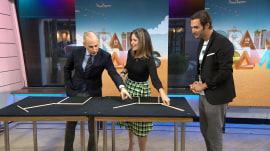 Jason Silva perplexes TODAY anchors with puzzles and brain games