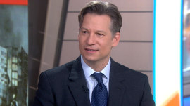 NBC's Richard Engel reflects on two decades of turbulence in the Middle East
