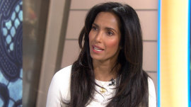Padma Lakshmi 'owns' her history, talks Salman Rushdie and health issues