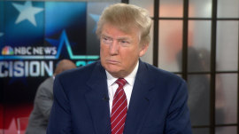Trump on NH win, being 'bleeped,' fighting 'like hell' not to pay a lot of taxes