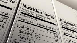 Great Britain weighs changing food labels to reflect exercise equivalent