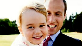 New Prince George photo released in honor of 2nd birthday