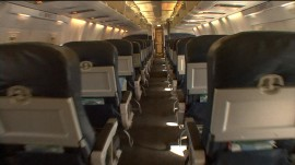 Congressman wants to regulate size of airline seats