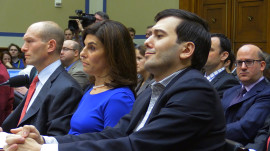'Pharma Bro' Martin Shkreli take the Fifth before Congress