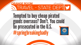 US Travel Dept. apologizes after awkward attempts at humor on Twitter
