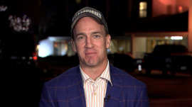 Peyton Manning talks 'special' Super Bowl, potential retirement