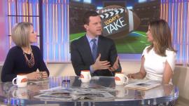 Willie Geist weighs in on link between football and CTE