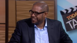 Forest Whitaker talks about Broadway debut, new 'Star Wars' project