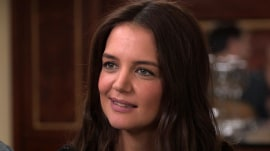 Katie Holmes: Dawson's Creek 'feels like a 100 years ago'