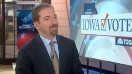 Chuck Todd: Trump 'saved himself' from even worse defeat in Iowa