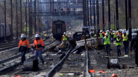 2 dead, dozens injured after Amtrak train derails near Philadelphia