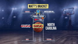 How are the TODAY anchors' Final Four brackets doing?