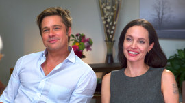 Angelina Jolie, Brad Pitt open up in rare joint interview