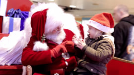 2015 is the year of the 'kind' Santa Claus