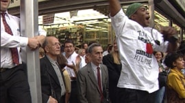 See how New York City reacted to the O.J. Simpson verdict