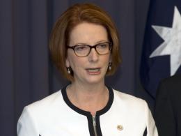 Image: Julia Gillard