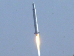 Image: S. Korea launches science satellite