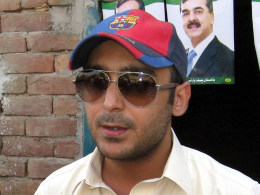 Image: Gunmen abduct son of Pakistani ex-premier Gilani