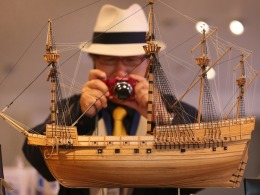 Image: Mary Rose Museum Opens In Portsmouth